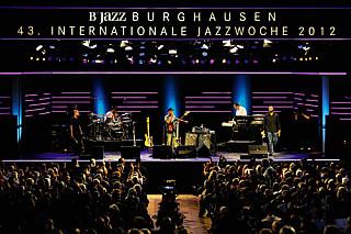 Internationale Jazz Woche – Burghausen
