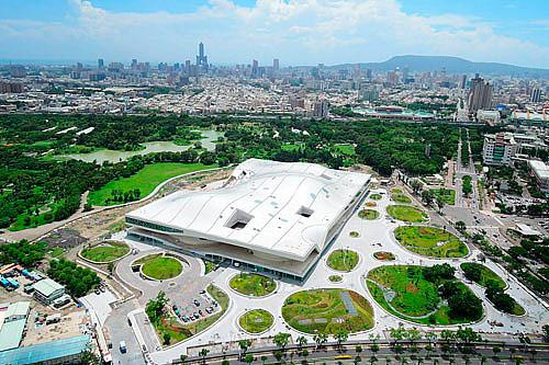 Wei-Wu-Ying Center – Taiwan