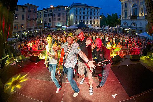 Swiss Harley Days 2015